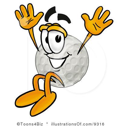 Golf Ball clipart fierce Panda Clipart Ball Art Free
