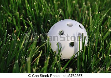 Golf Ball clipart plastic Picture Stock White White Plastic