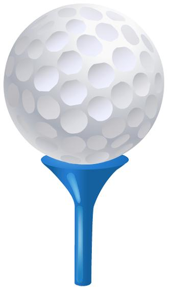 Golf Ball clipart plastic ~ Free Clipart Pages printable