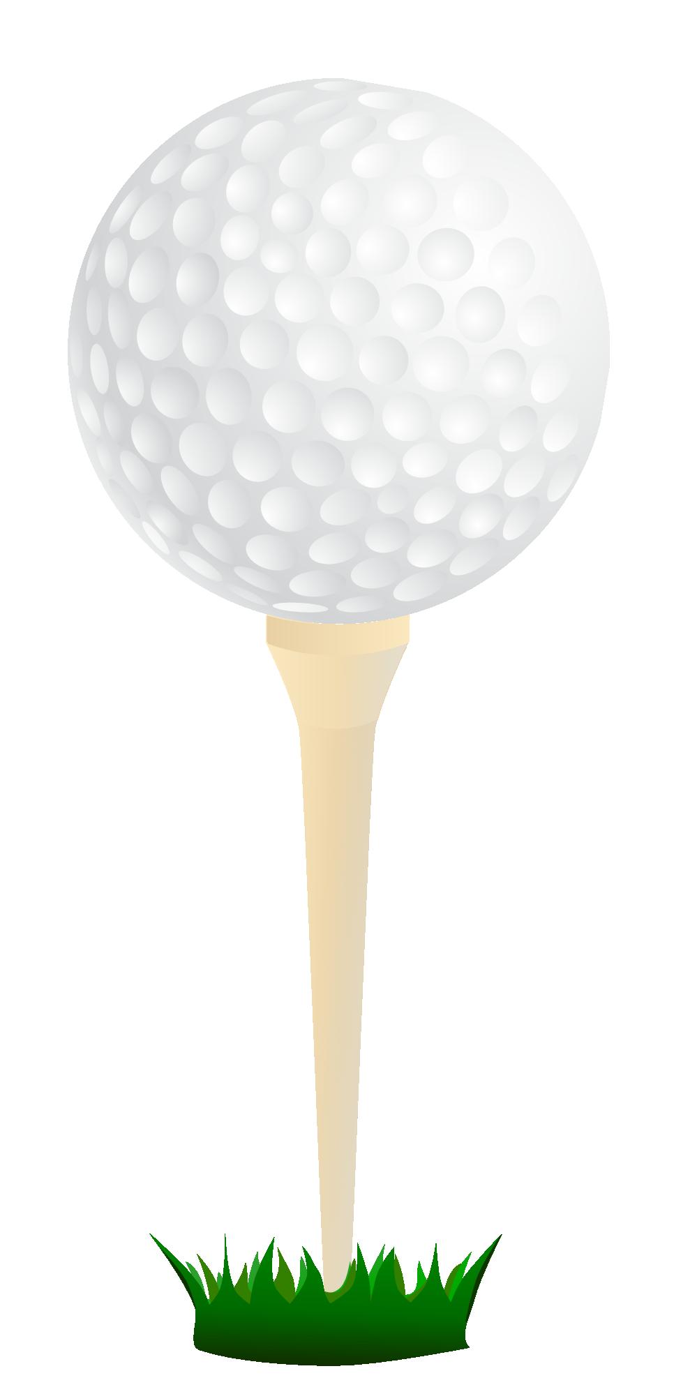 Golf Ball clipart teed up Art Ball & Golf Png