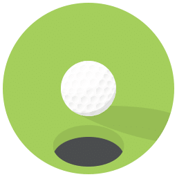 Golf Ball clipart transparent background One To Preview Course You