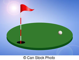 Golf Course clipart golf stick  Stock Golf Golf 322