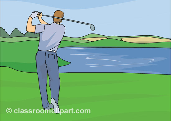 Golf Course clipart golf stick 3 3 club clipart Golf