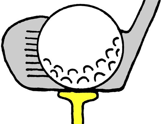 Golf Ball clipart cartoon  Course Golfer Golf animations