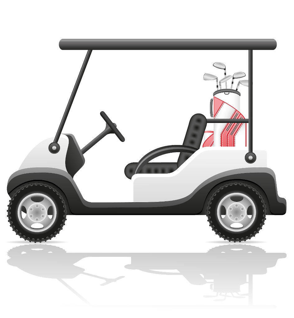 Golf Course clipart golf buggy GOLF Charity Golf Events Memorial