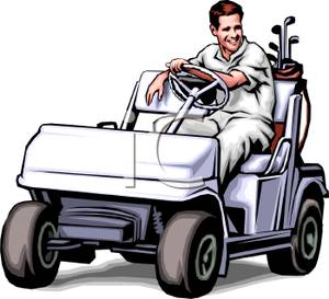 Golf Course clipart male golfer Golf  people golf Golf