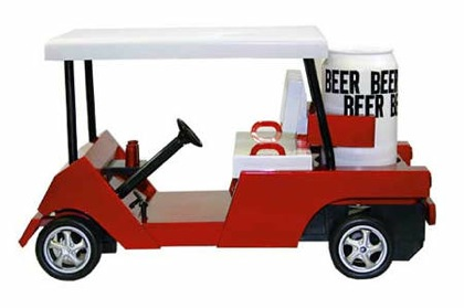 Golf Course clipart golf buggy Drunk The Long  Home