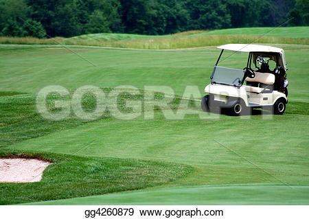 Golf Course clipart golf buggy #13