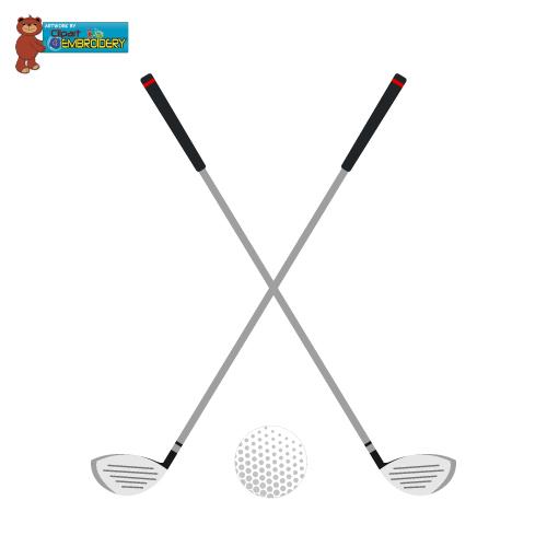 Golf Course clipart golf equipment #8