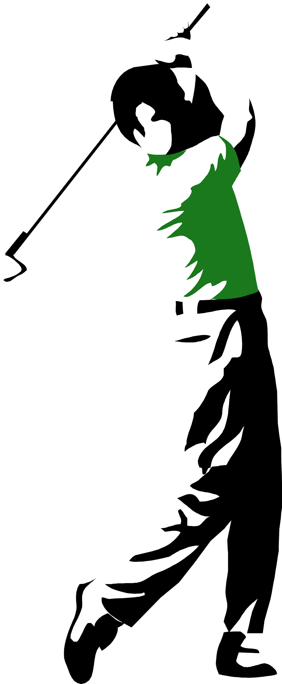 Golf Course clipart golfer Images Club Free Clipart Club