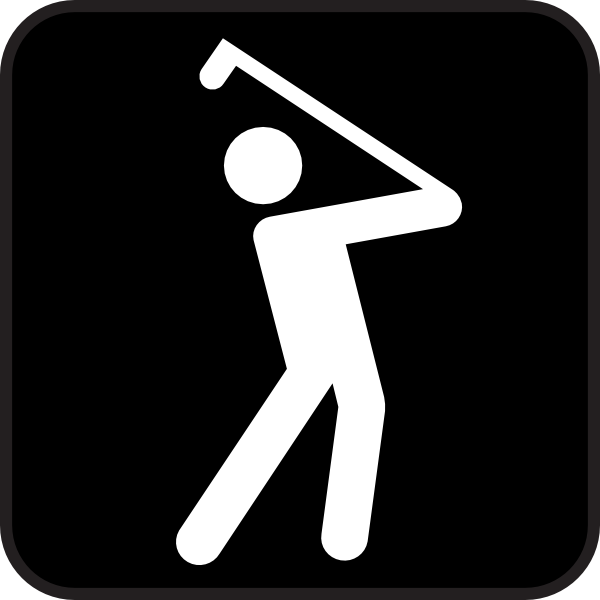 Golf Course clipart golfing picture Royalty Clip clip art &