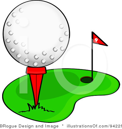 Golf Course clipart golfing picture #4