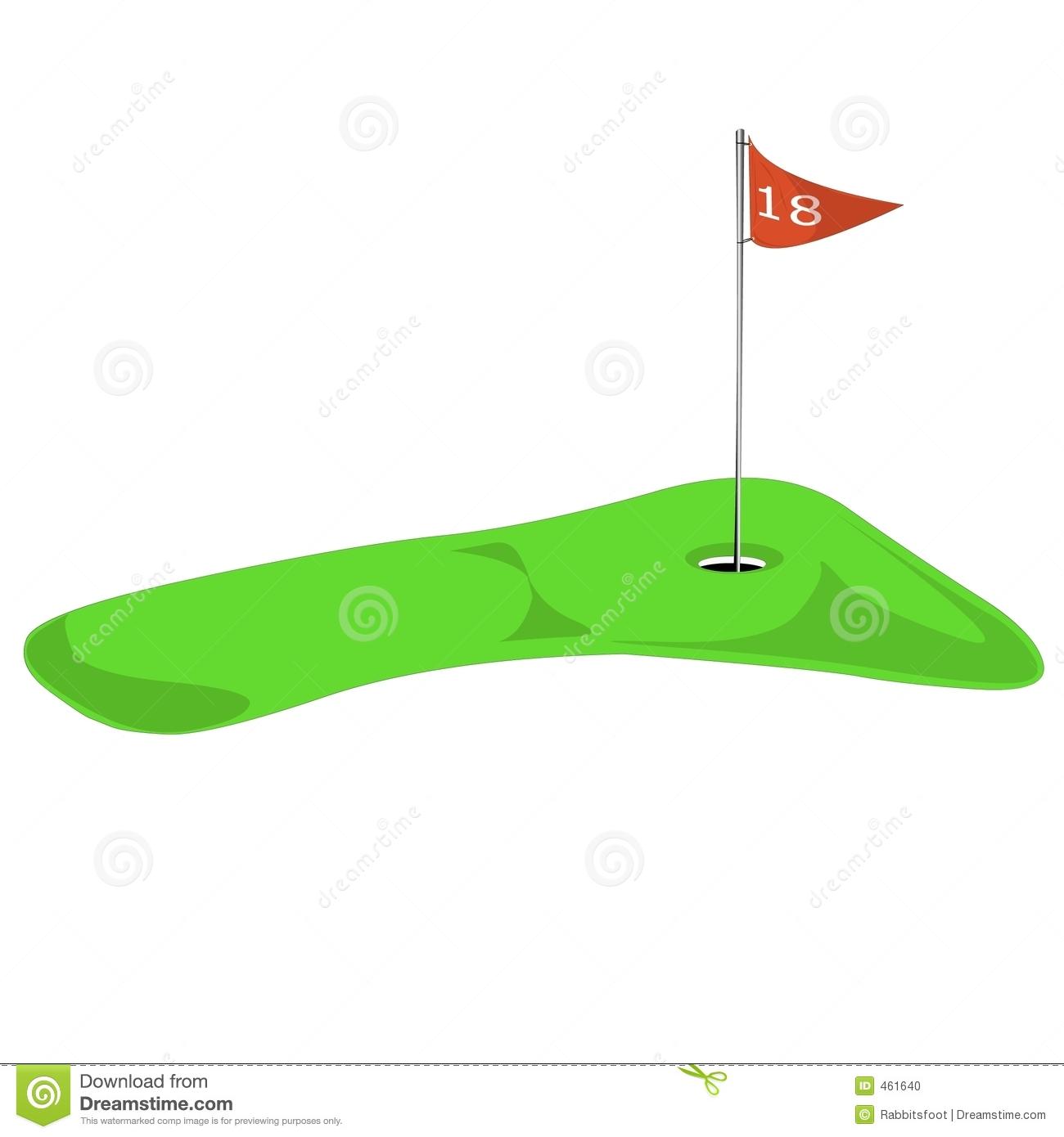 Golf Course clipart putting green Clipart Panda Art Golf Clipart