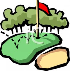 Golf Course clipart retirement Course Course Golf golf Clipart