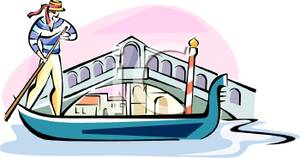 Gondola clipart Venice Clipart Download Art –