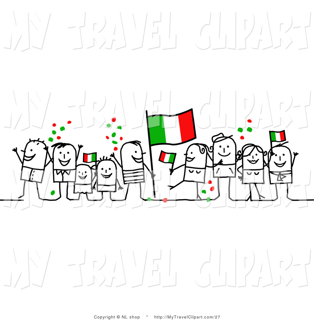 Culture clipart flags An Stick Designs Flag with