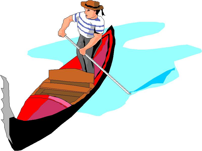 Gondola clipart venice Free Clip Art Clipart Art
