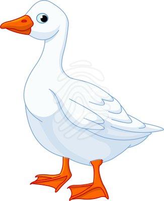 Brds clipart goose Clipart Goose Art Images Panda