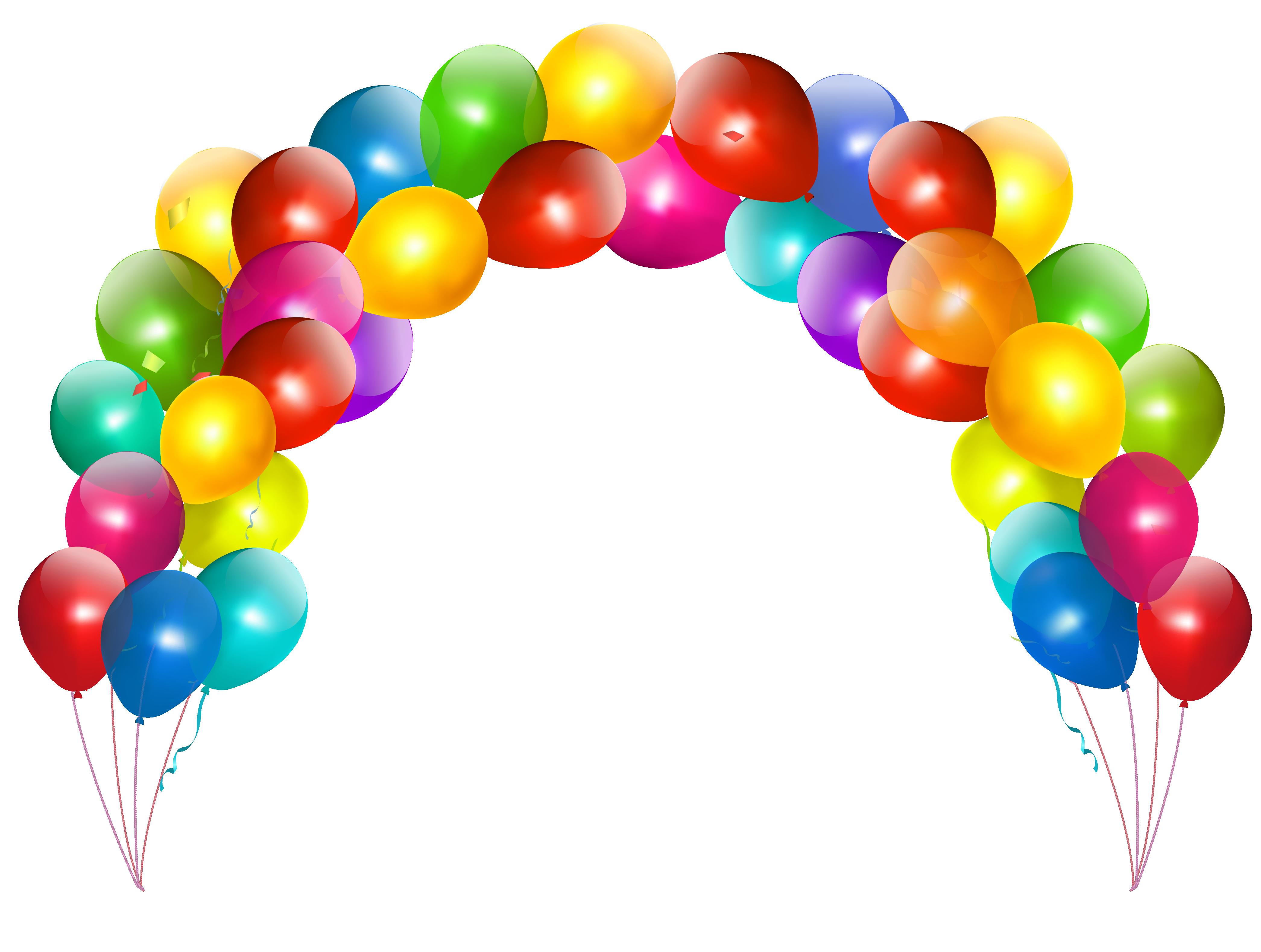 Arch clipart colorful balloon Clipart Clipart Book Balloon Arch