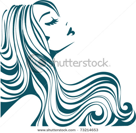 Gorgeus clipart cartoon woman Clipart Hair Gorgeous cliparts Gorgeous