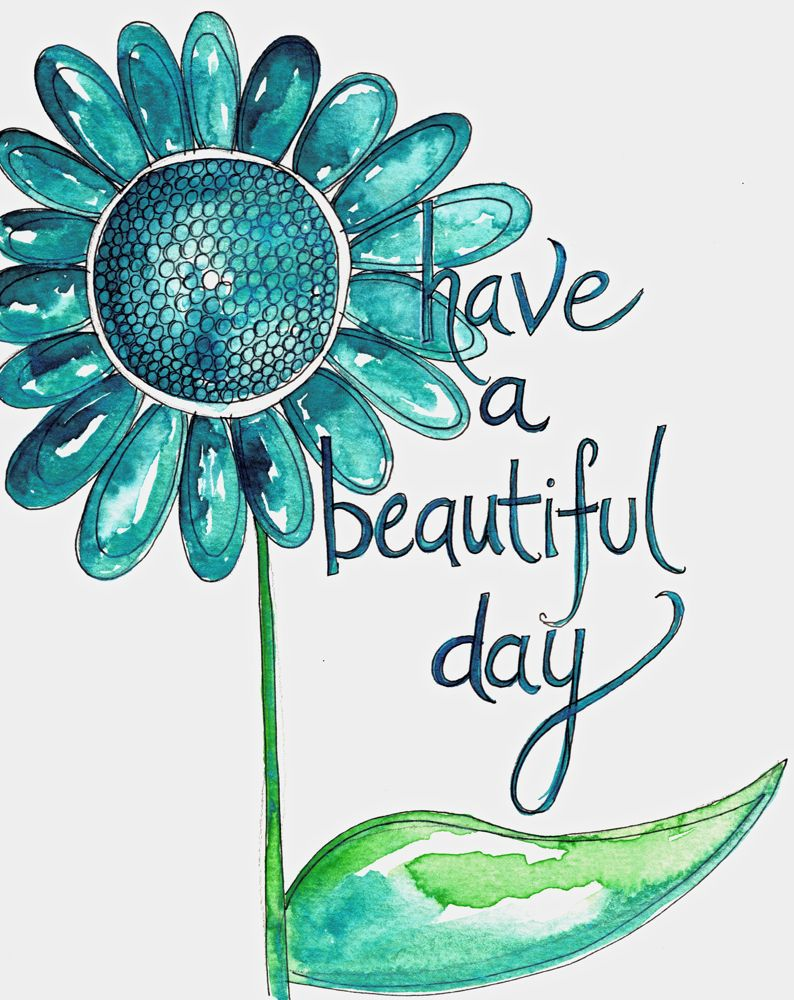 See clipart beautiful day #6