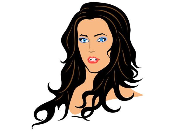 Beautiful clipart beautiful woman Gorgeous Women Clipart Cliparts Art