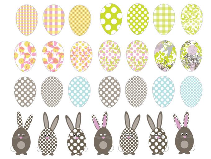 Gorgeus clipart easter egg tree Eggs and Gorgeous printable Pinterest