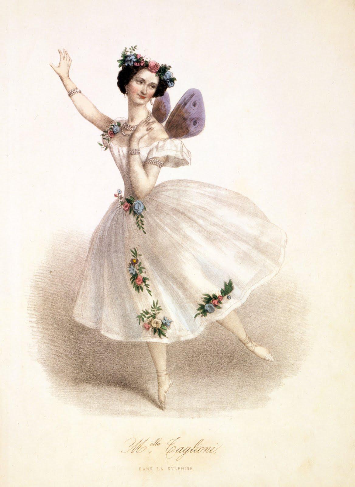 Gorgeus clipart fashion lady The Gorgeous Page Ballerina 15
