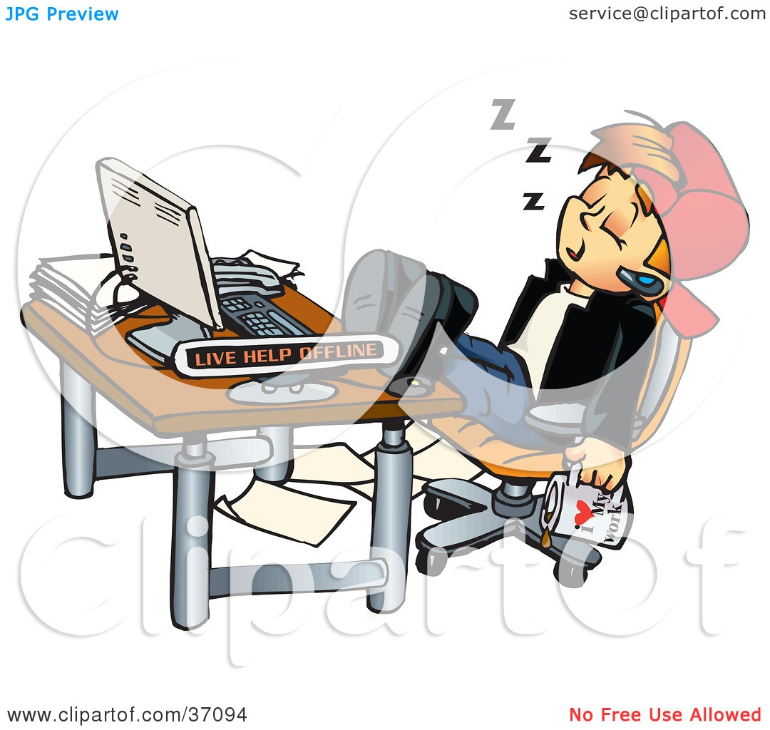 Gorgeus clipart female head Tired Of Coffee Most Office
