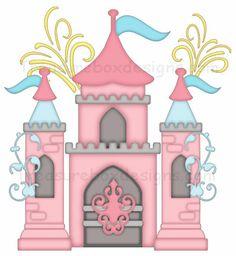 Princess clipart princess castle Cartoon Medieval Cakes Castle Castle