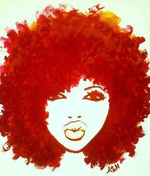 Gorgeus clipart wild hair The Art best Hair Intended