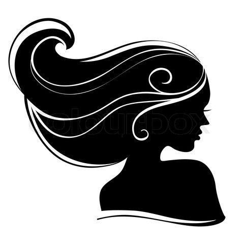 Gorgeus clipart women's hair Ideas Women Logo Gorgeous Cliparts