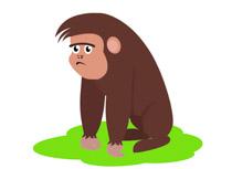 Gorilla clipart 78 gorilla Kb Size: Clip
