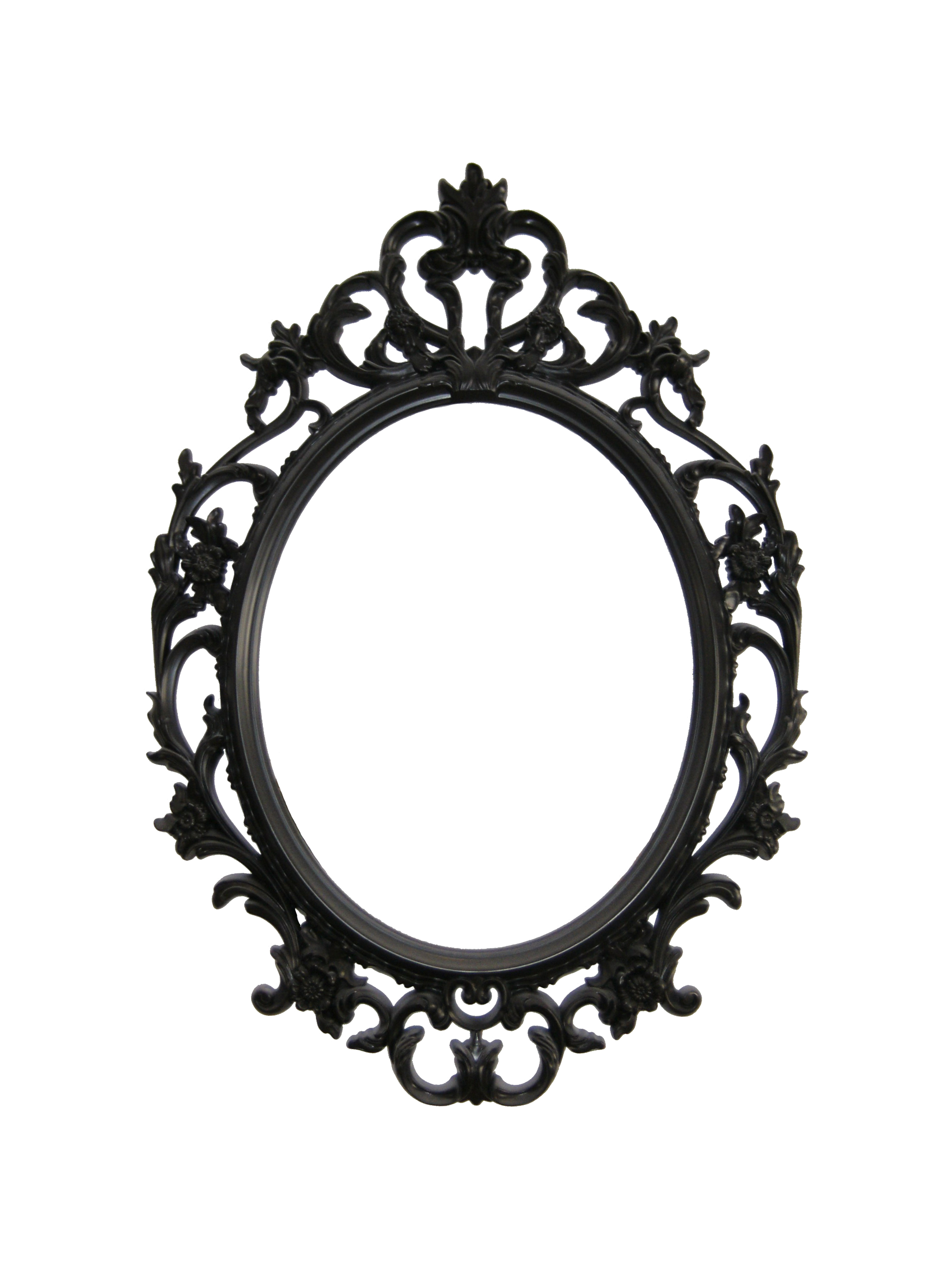Mirror clipart baroque frame Filing  Barroco_Frame____by_the_night_bird jpg 604×3