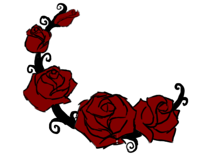 Rose Bush clipart rose vines #3