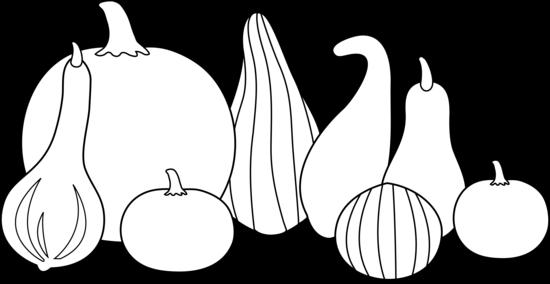 Gourd clipart bitter gourd Gourds Free Thanksgiving Art Thanksgiving
