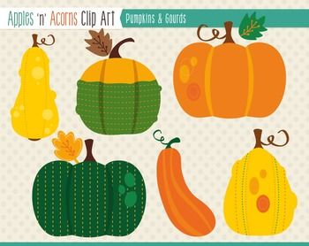 Gourd clipart blue apple And 'n' Art and Pumpkins