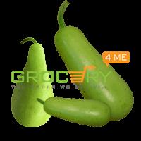 Gourd clipart bottle gourd – (Lauki) Grocery4me Bottle 1lb