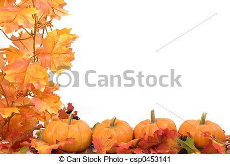 Gourd clipart fall pumpkin Fall leaves leaves  fall