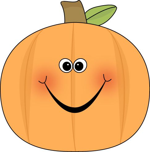 Smileys clipart pumpkin Clip on happy Pumpkin Art