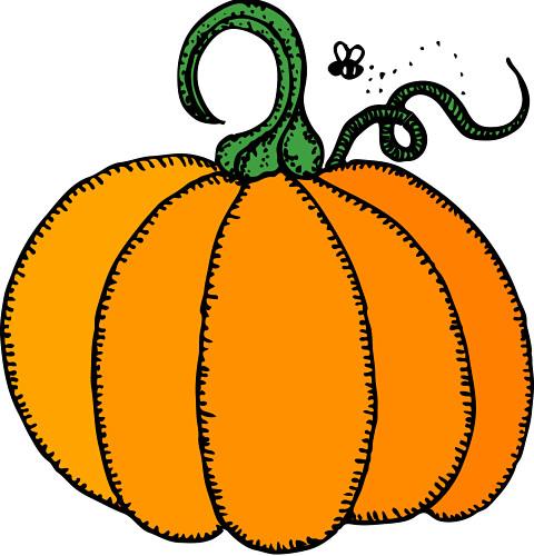 Gourd clipart harvest festival #6