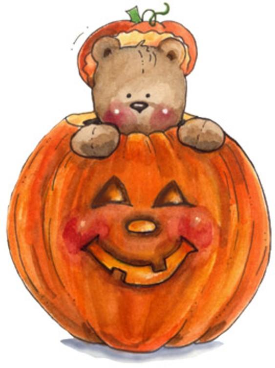 Gourd clipart october October Free clipart art clip