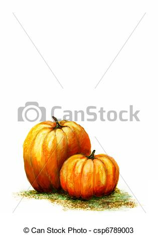 Gourd clipart pumpkin patch Csp6789003 of patch patch illustration