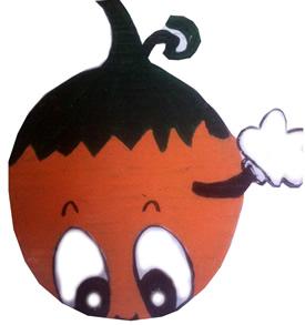 Gourd clipart pumpkin picking & Sharon Picking Own Hill