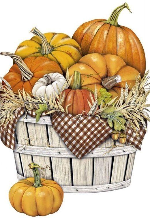 Gourd clipart pumpkin spice Autumn Clipart 837 Pinterest on