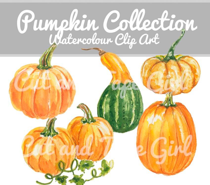 Gourd clipart small pumpkin Digital This Clipart  Pumpkin