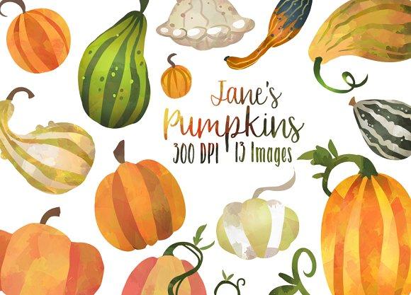 Gourd clipart small pumpkin Gourds Fall Clipart Creative Fall