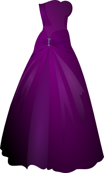 Gown clipart beautiful dress Online art Download at