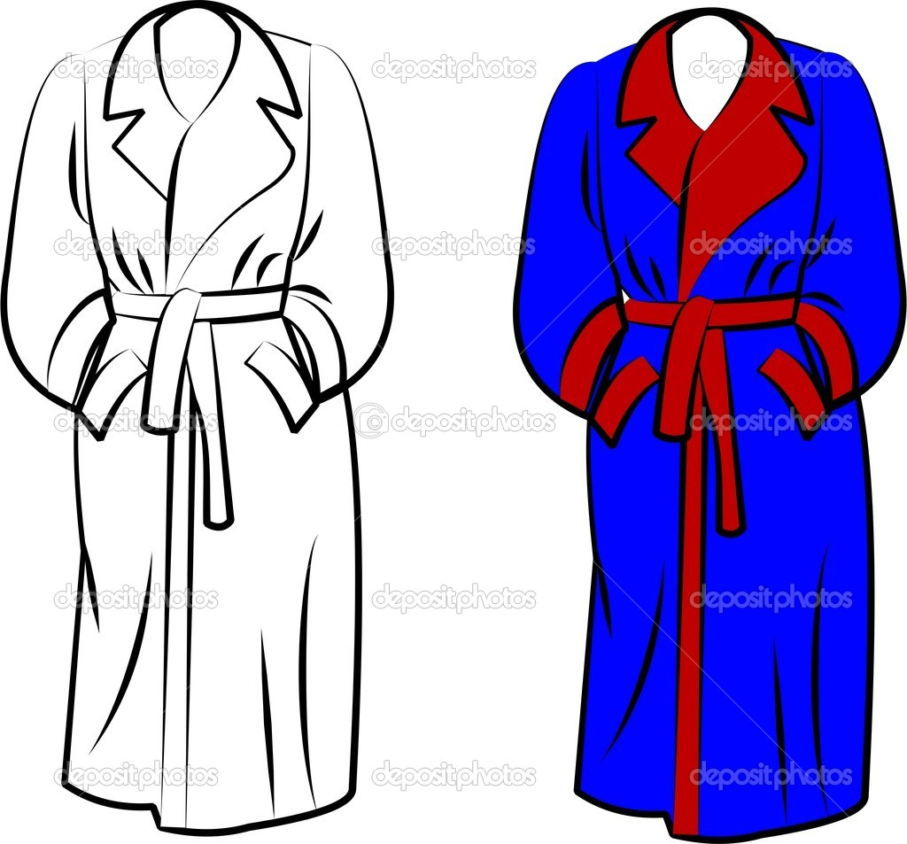 Gown clipart bathrobe Images Free Clipart Savoronmorehead Panda