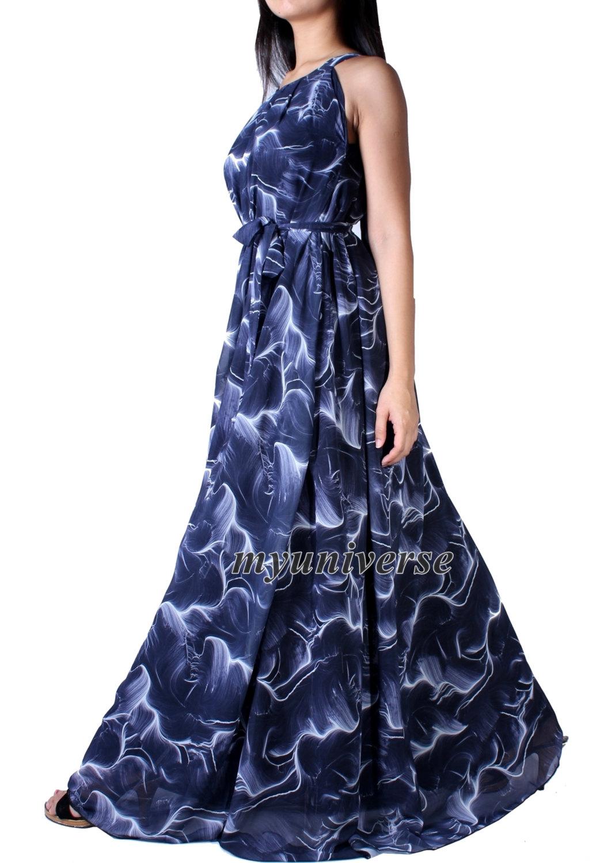 Gown clipart blue dress Evening Length dress Evening Maxi